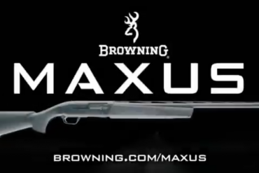 The Browning Maxus Commercial