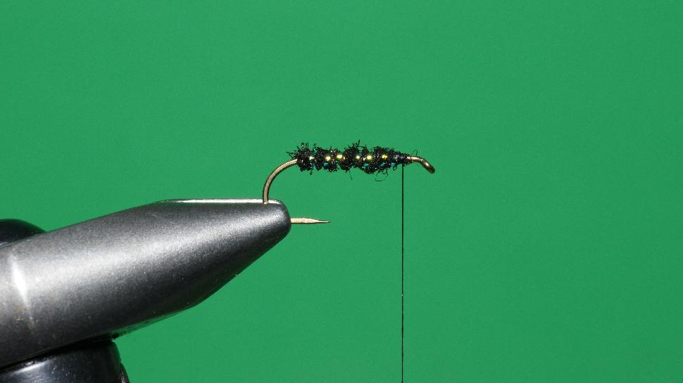 Step 3 tying instructions for the Bristol Hopper
