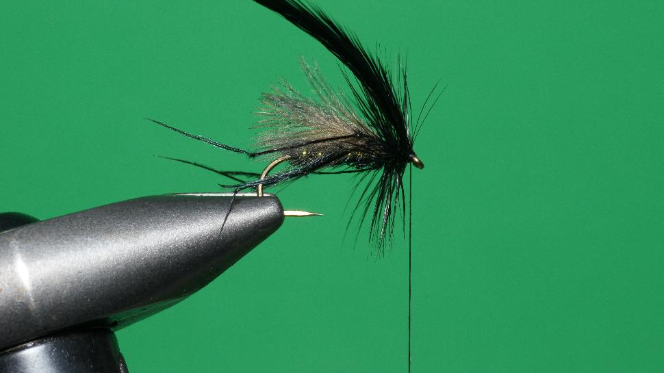 Step 6 tying instructions for the Bristol Hopper