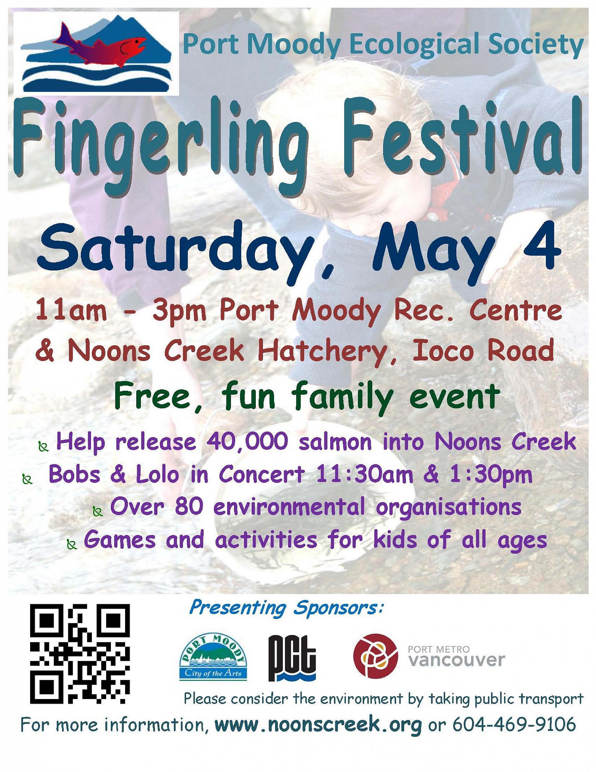 Fingerling Festival Poster 2013