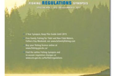 The Freshwater Fishing Regulations