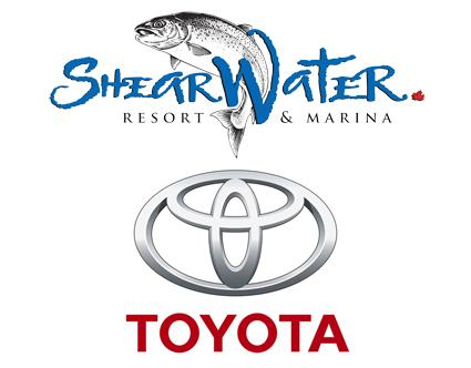 Shearwater and Toyota logo