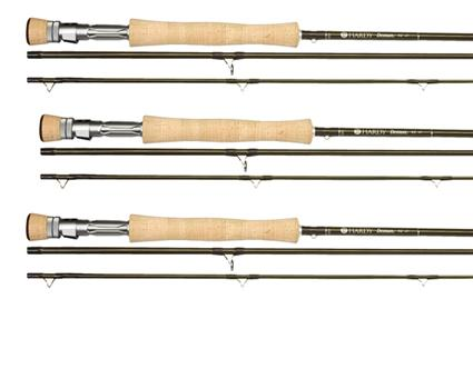 Hardy Demon fly rods