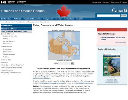 www.tides.gc.ca