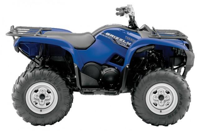 Yamaha Grizzly 700 FI EPS