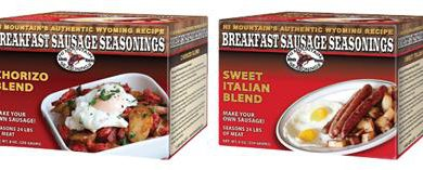 Hi Mountain Breakfast Sausage Blends