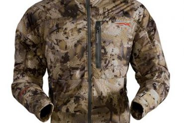 The Sitka Gear Duck Oven Jacket