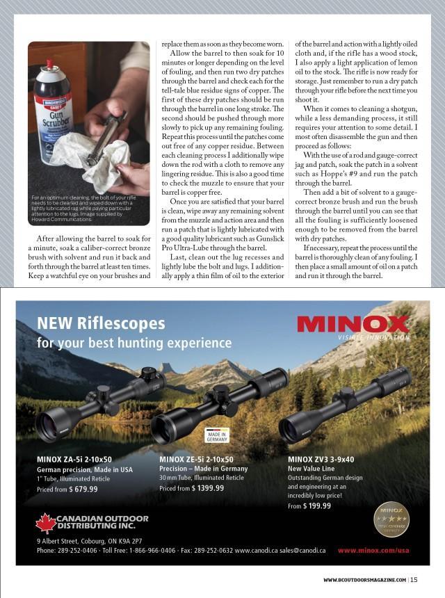 BCOHS Gun Maintenance Page 3