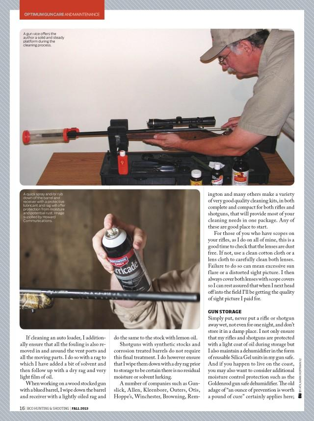 BCOHS Gun Maintenance Page 4