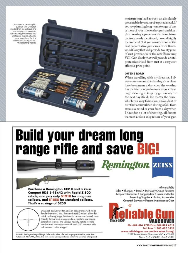 BCOHS Gun Maintenance Page 5