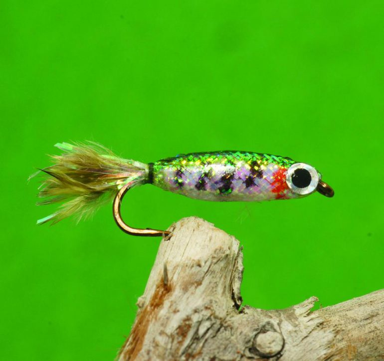 The Foam Minnow