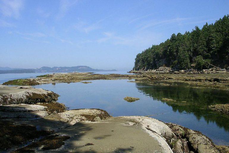 Taylor Bay, Gabriola Island