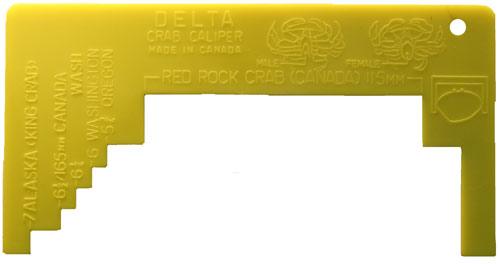 Gibbs-Delta Crab Caliper