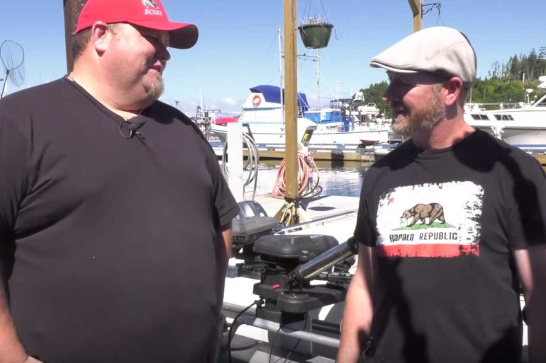 BCOSF TV Season 8 Episode 4: Port Hardy with Mike Kelly of Cod Fathers Charters