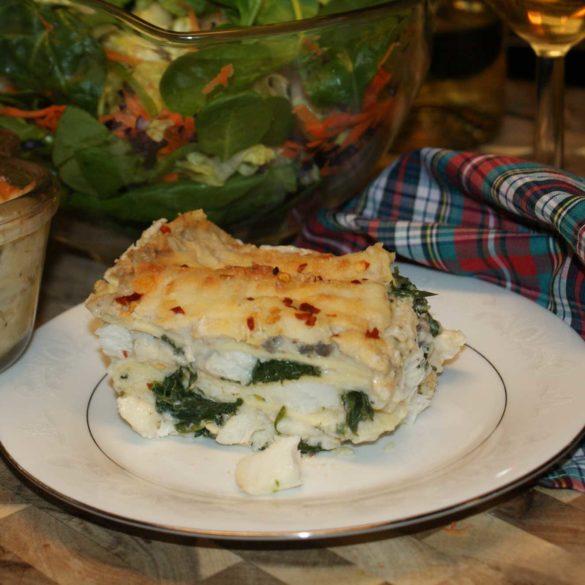 BC Fisherman's Lasagna