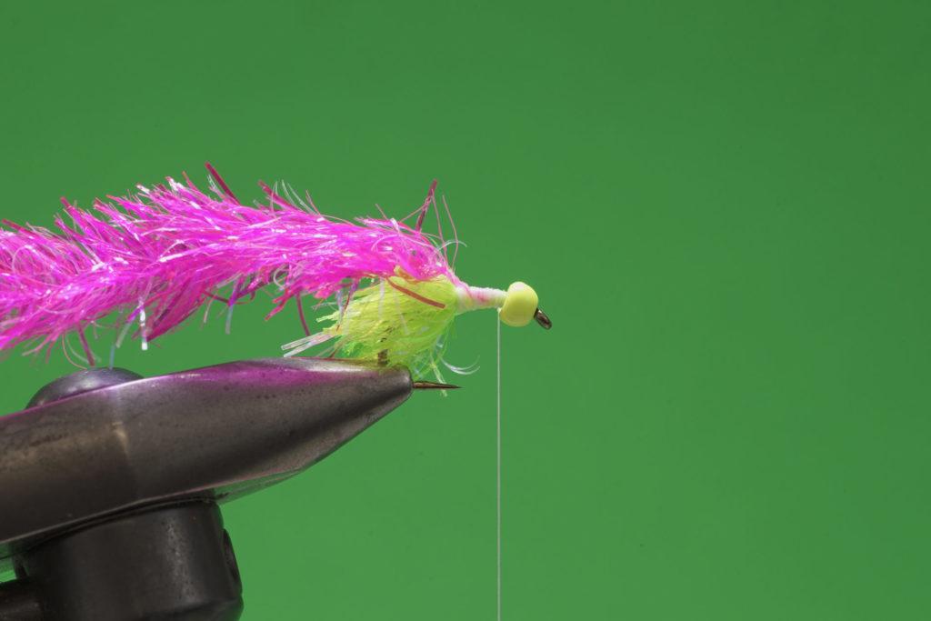 Matt's Pink Dancer: Step 3.