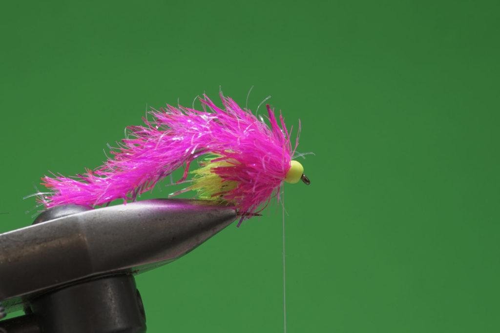 Matt's Pink Dancer: Step 4.