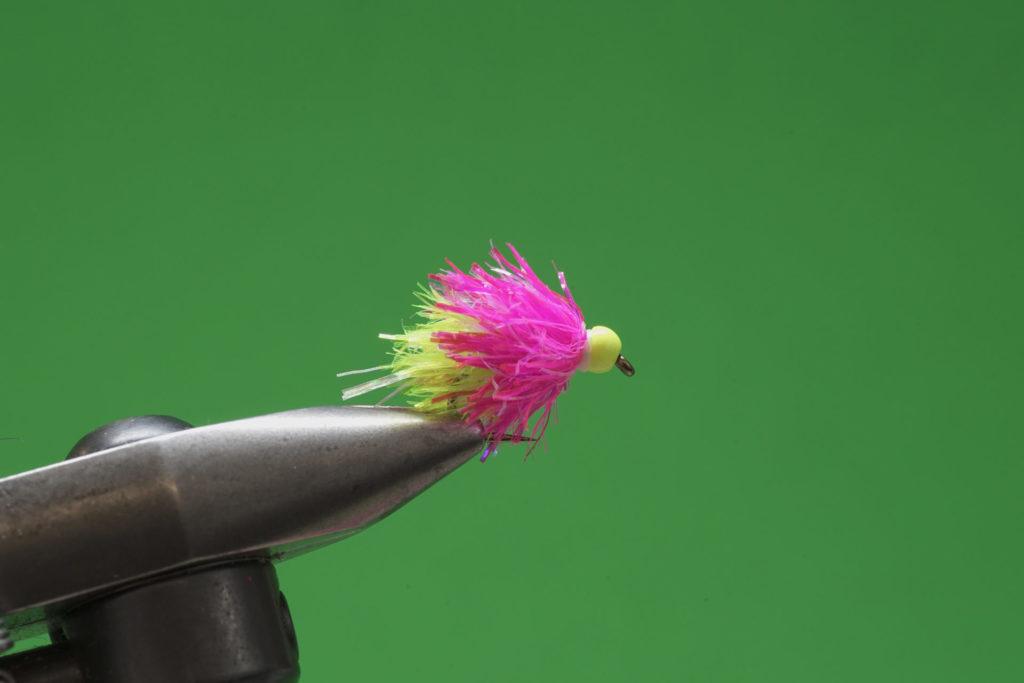 Matt's Pink Dancer: Step 5.