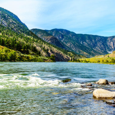 Thompson River. Credit: Dreamstime/Hpbfotos.