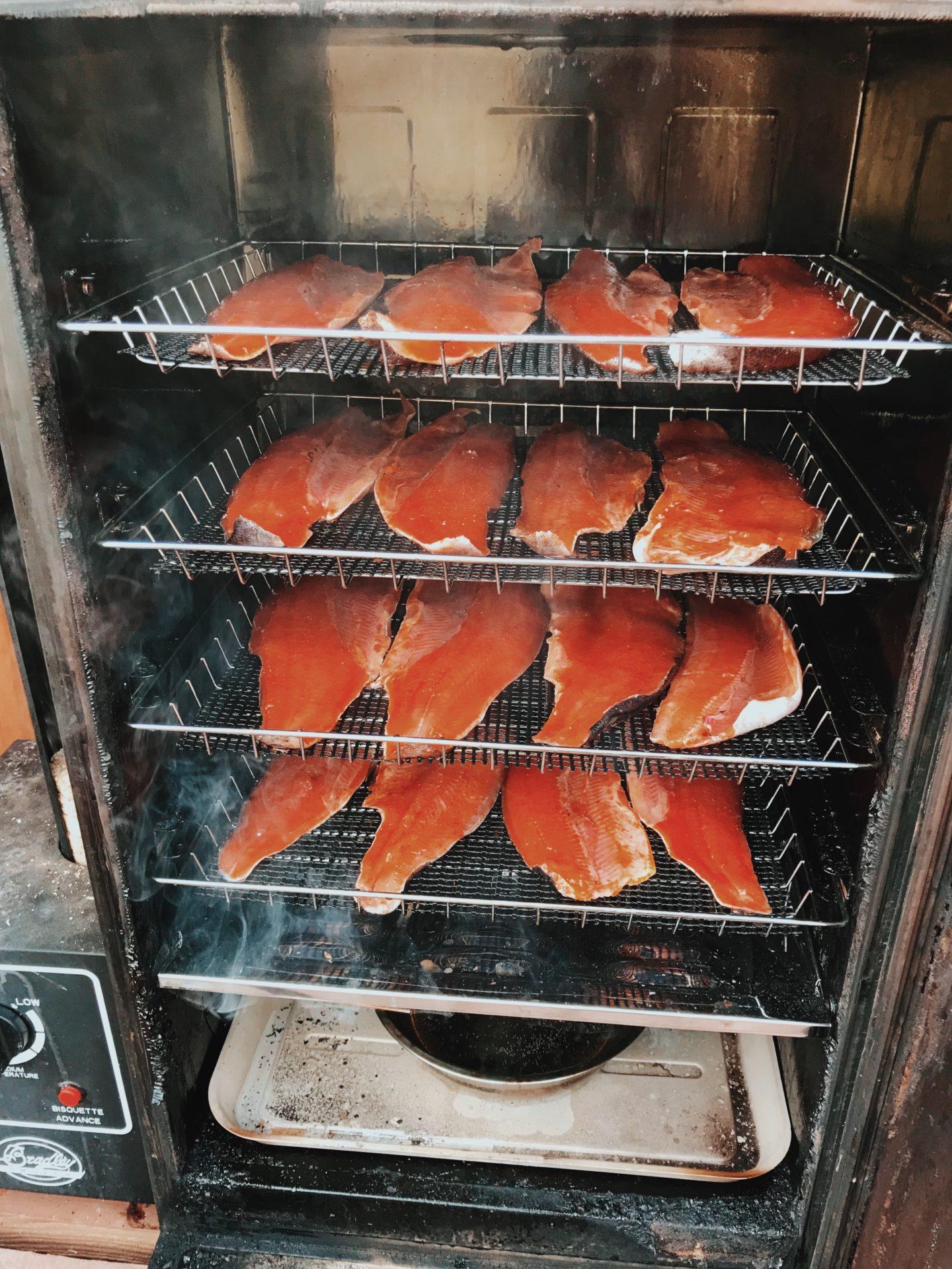 Smoked salmon. Credit: Raeanne O'Meara.