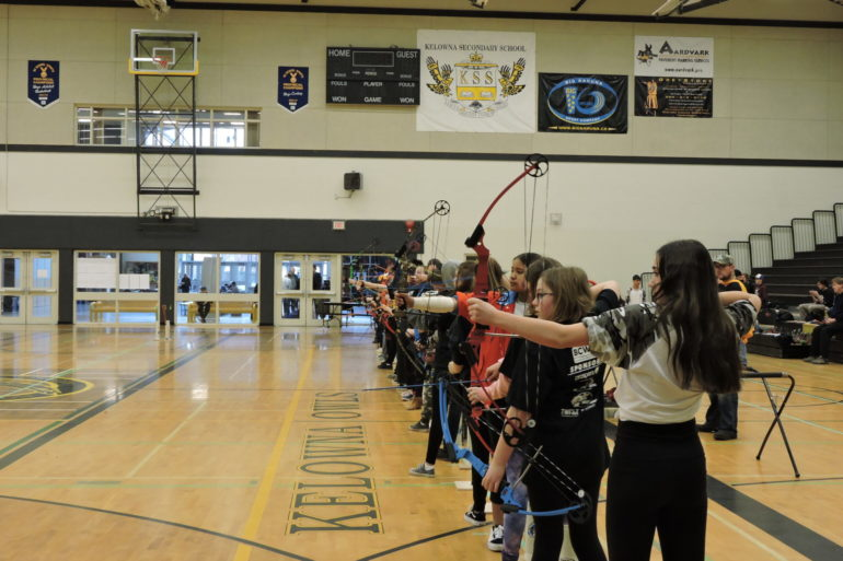 NASP has spread to 25 schools across BC, and more schools are always welcome.