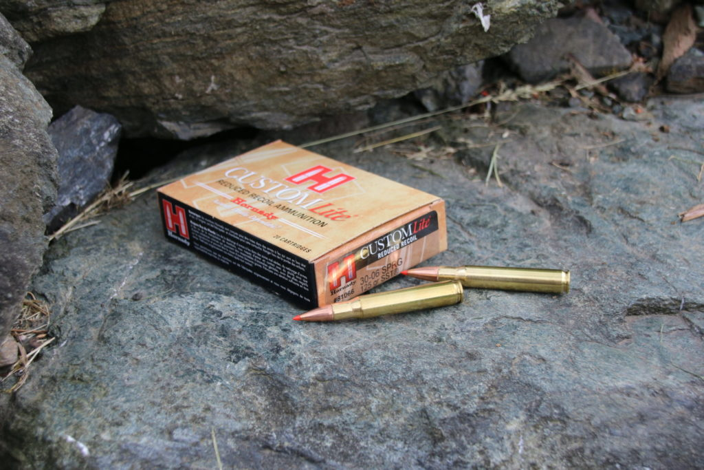 Hornady's Custom Lite load is the perfect solution for anyone looking to reduce felt recoil. Remington also manufactures a Managed Recoil option.