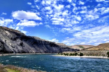 The Fraser River. Steelhead stocks here have moved beyond recovery. Photo by iStock.