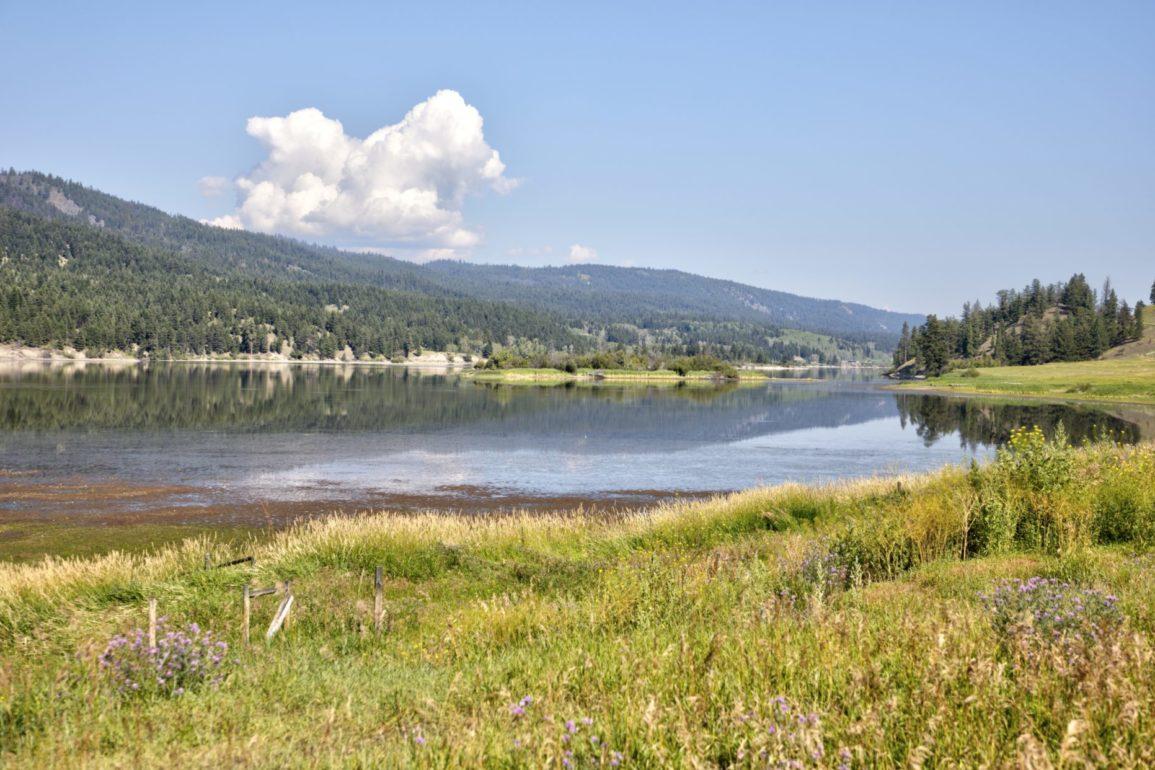 Mamit Lake.