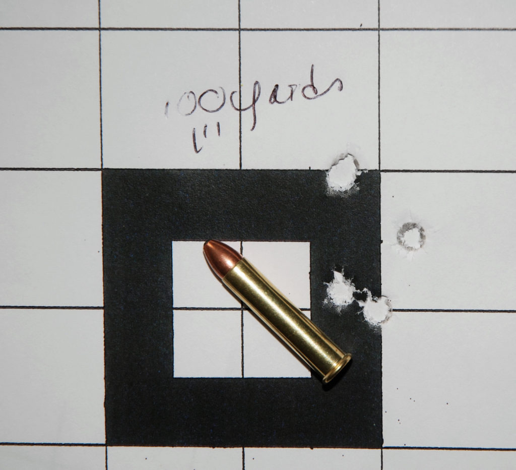 The Savage A22 .22 Winchester Magnum and CCI A22 ammunition provided premium, centrefire-quality five-shot one-inch 100-yard groups.