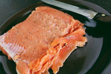 Salmon Fillet. Credit: Credit: Raeanne O'Meara.