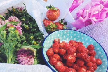 Strawberries. Photo by Raeanne O'Meara.