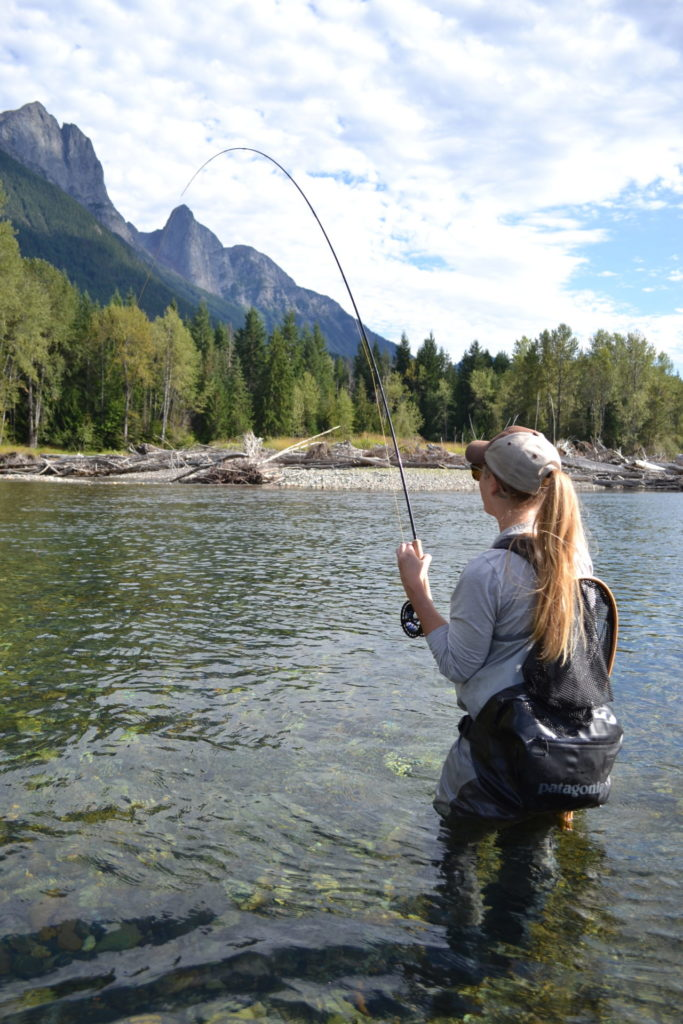 Trout habitat can be found all across BC, from easy-to-access lakes to high-elevation rivers and everything in between.