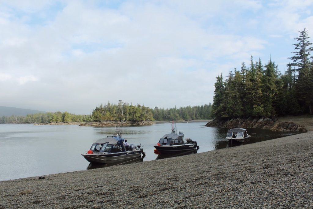 Fishing boats. Credit: Raeanne O'Meara.