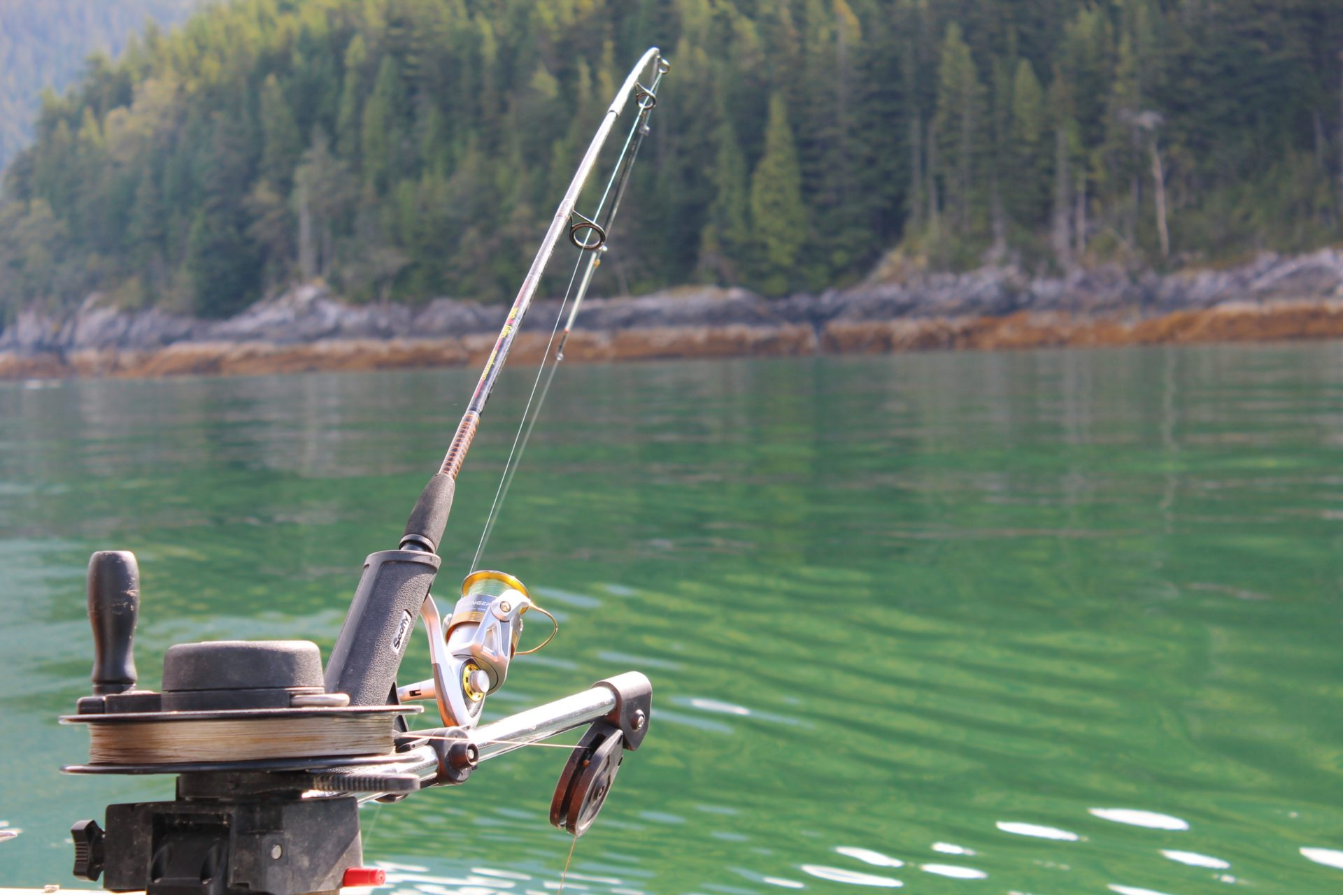 Fishing. Credit: Raeanne O'Meara.