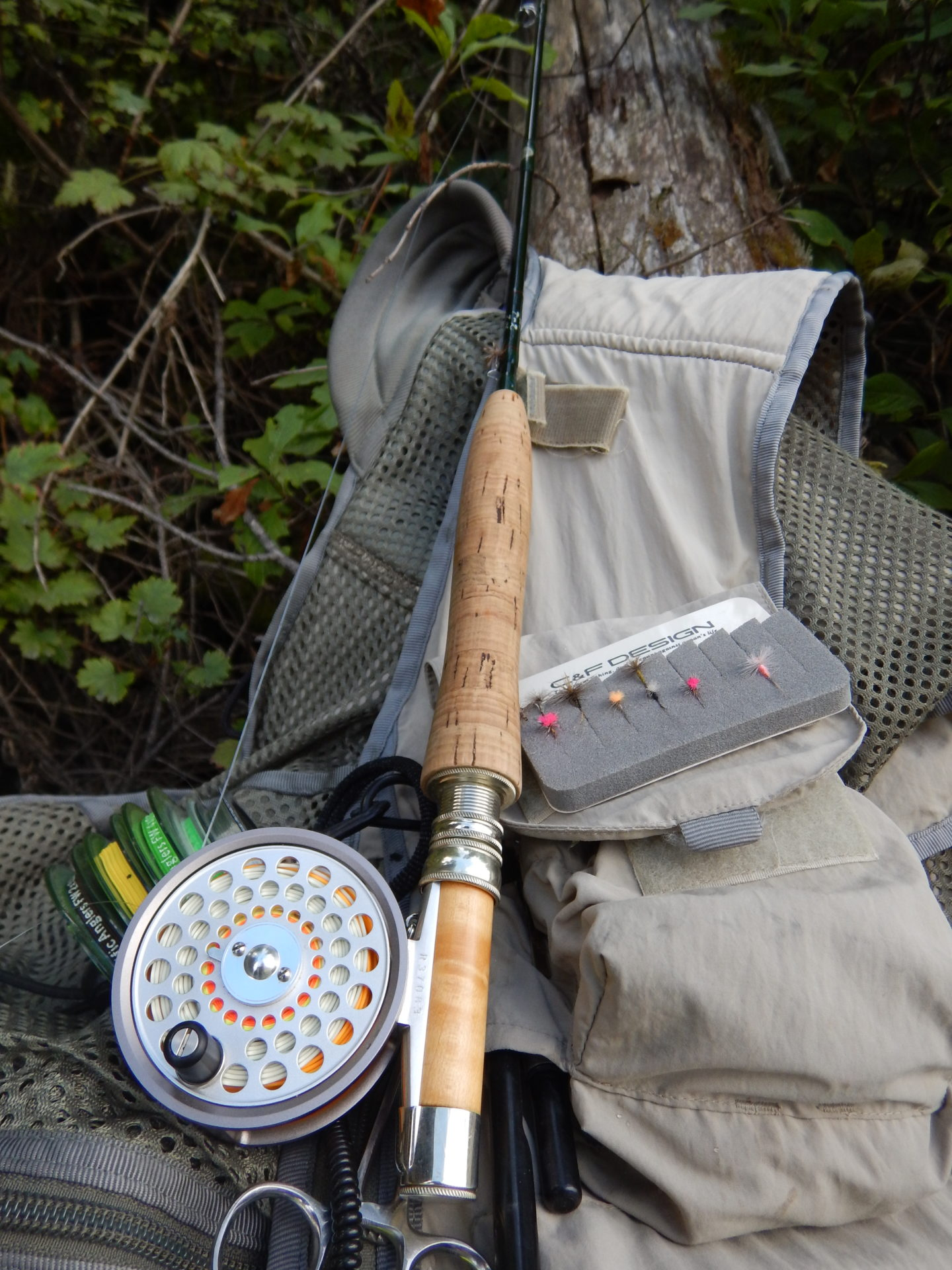 Leader setups for fly fishing can be confusing, so keep it simple.