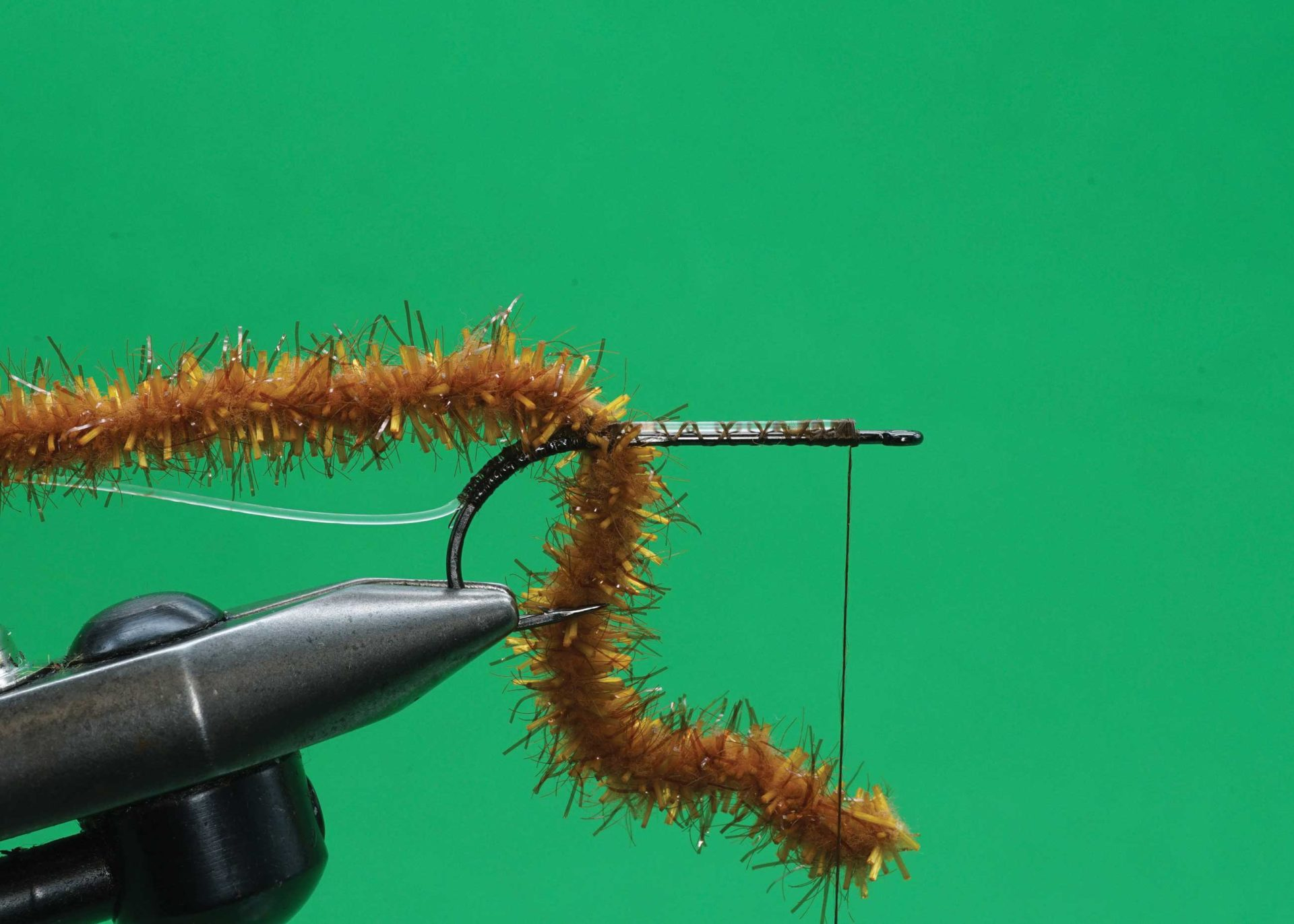 Predator Worm: Step 2.