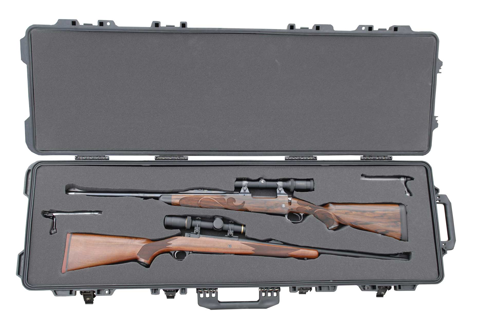 Boyt Harness Company's H51 Double Long Gun Case
