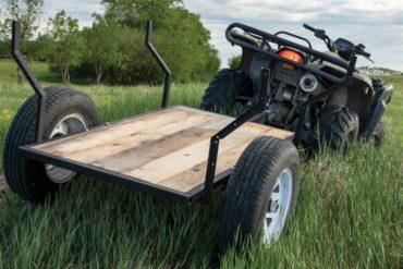 DIY ATV Trailer