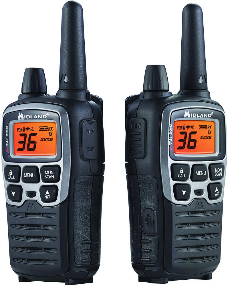 Midland X-Talker Radios