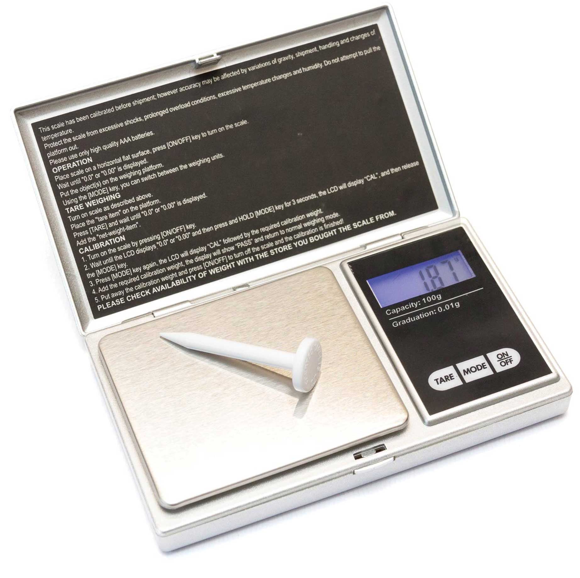 US Balance Digital Arrow Grain Scale