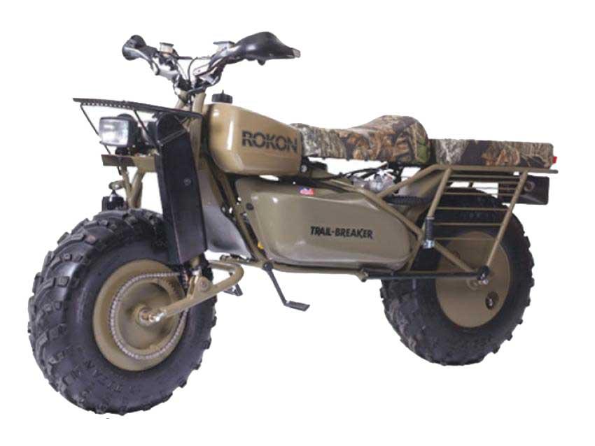 Rokon ATV