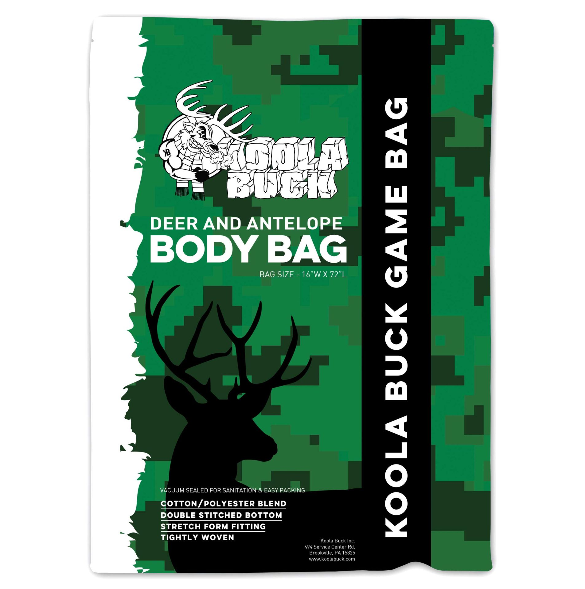Koola Buck Game Bags