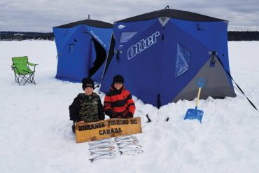 Get your family involved in your ice fishing adventures and make memories they won't soon forget.