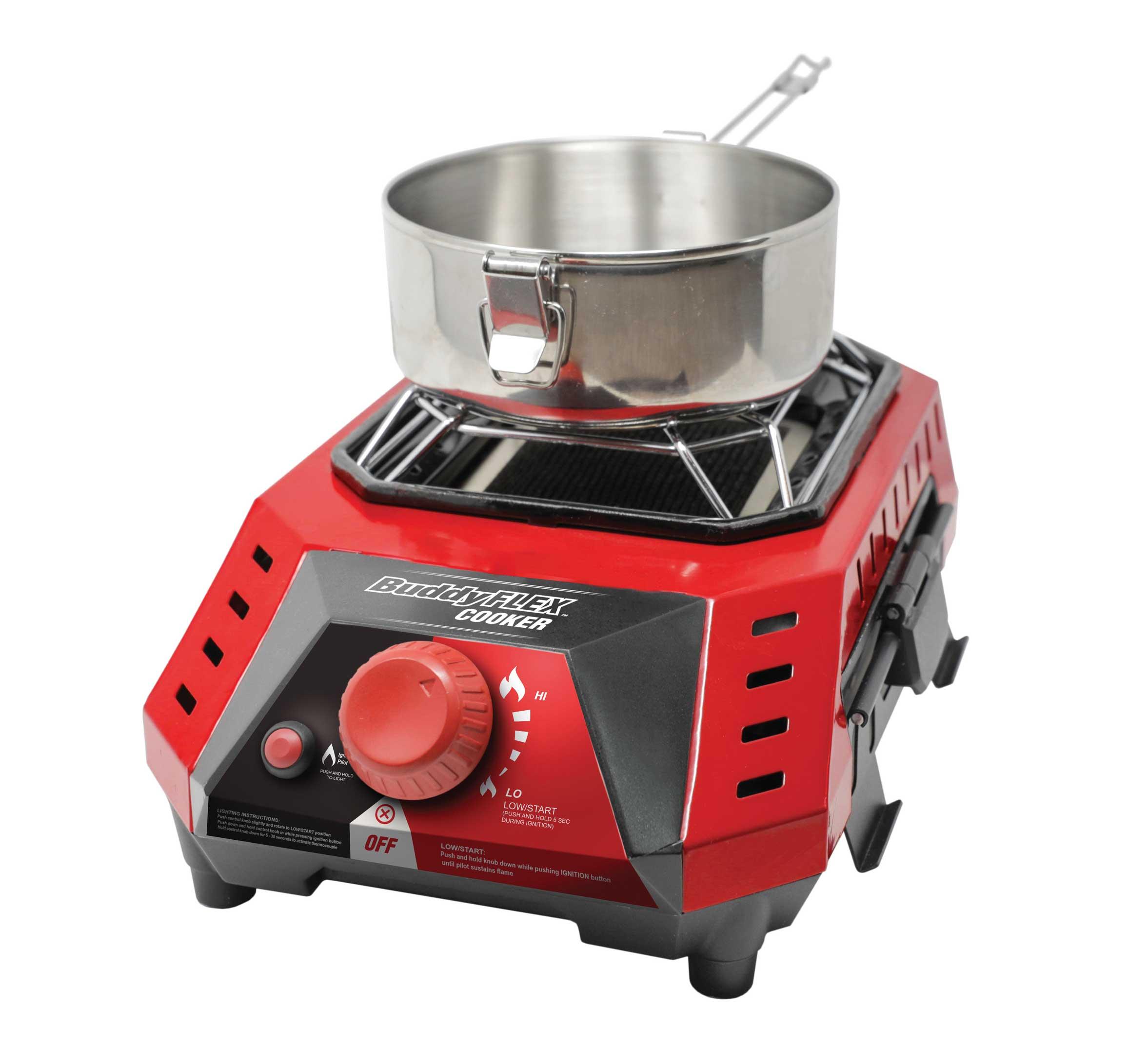Buddy FLEX Heater & Cooker With Gear Bag