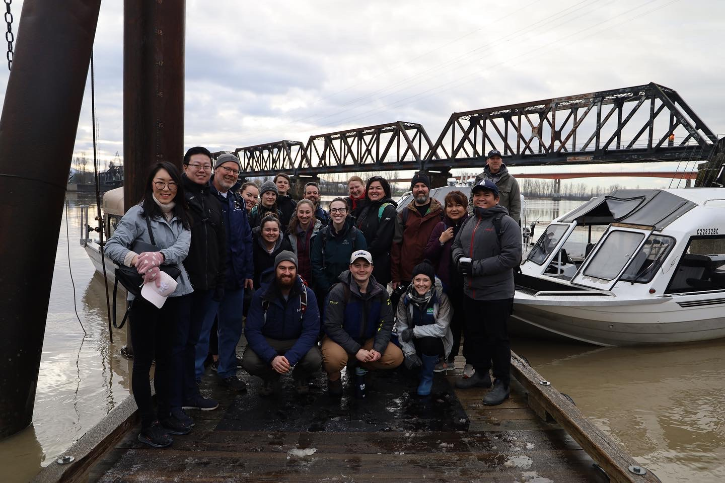 BCWF and FVAGA have teamed up to host the Sturgeon Conservation Workshop.