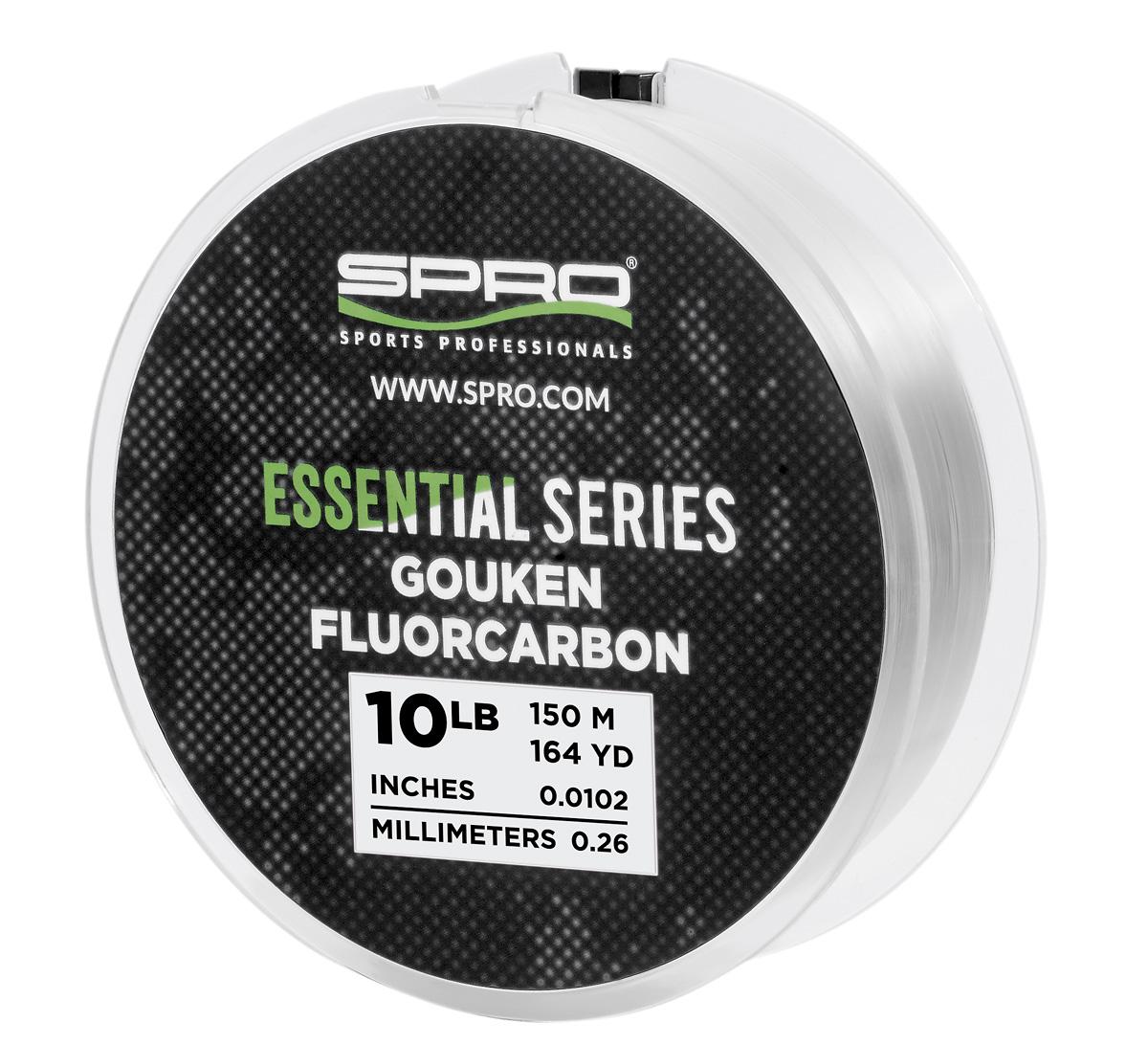 SPRO's Gouken fluorocarbon line