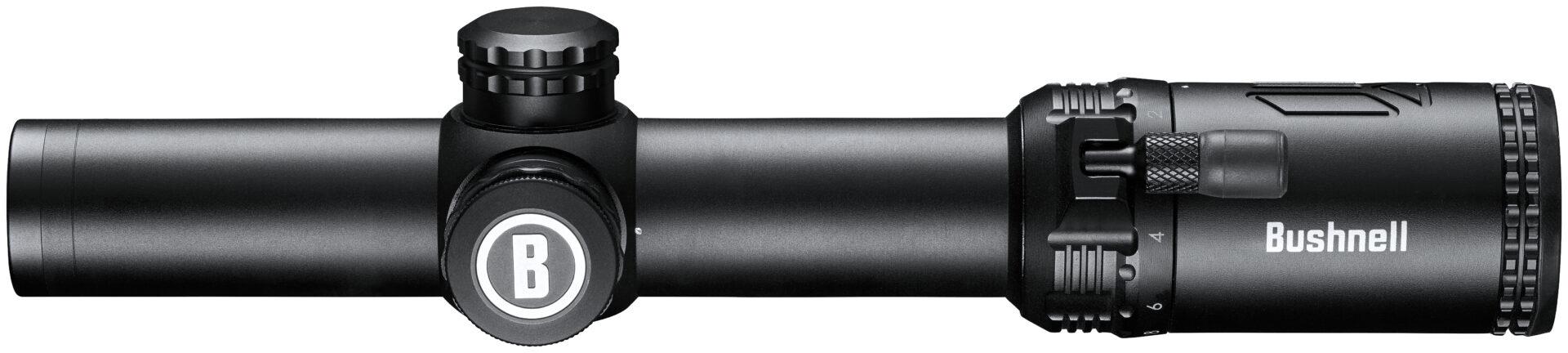 Bushnell 1-8x24 AR Optics scope.