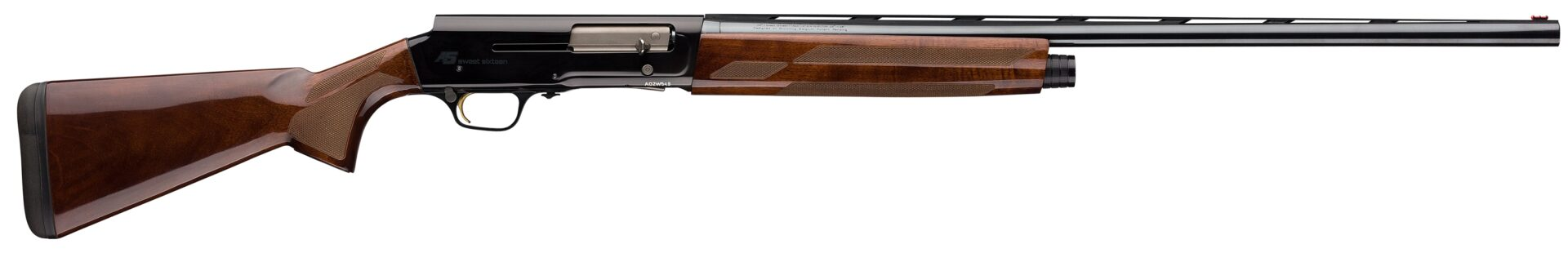 Brown Sweet 16 shotgun.